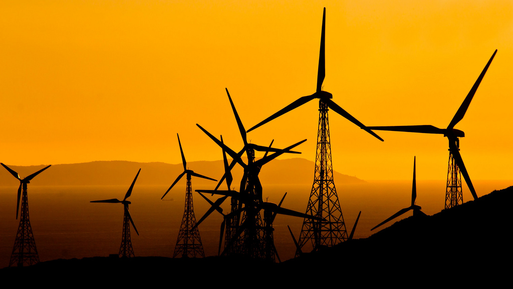 Windenergie Spanien