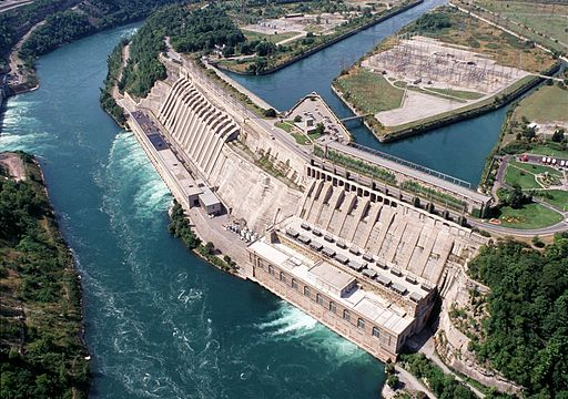Wasserkraft in Kanada