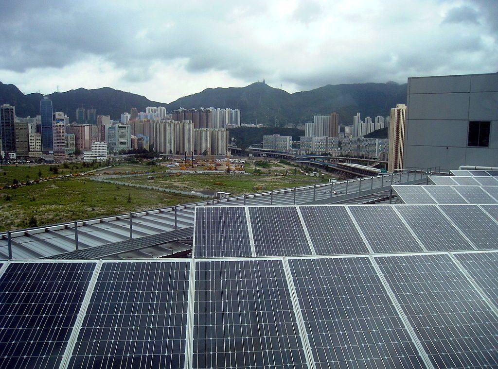 Solarenergie China